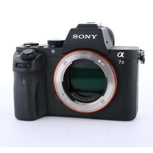 メーカ/ブランド:SONY 商品名:SONY α7II ILCE−7M2 通称:デジタル一眼 商品ラ...