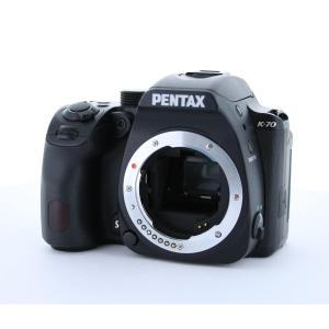 メーカ/ブランド:PENTAX 商品名:PENTAX K−70 通称:デジタル一眼 商品ランク:中古...