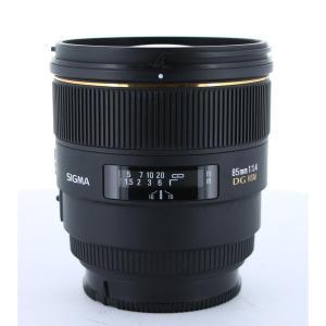 メーカ/ブランド:SIGMA 商品名:SIGMA α85mm F1.4EX DG HSM 通称:交換...