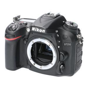 メーカ/ブランド:NIKON 商品名:NIKON D7200 通称:デジタル一眼 商品ランク:中古品...