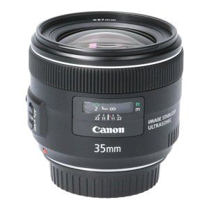 CANON EF35mm F2IS USM