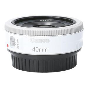 CANON EF40mm F2.8STM WHITE|komehyo