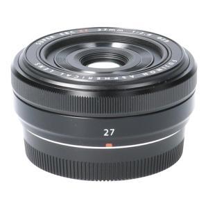 メーカ/ブランド:FUJIFILM 商品名:FUJIFILM XF27mm F2.8 通称:交換レン...