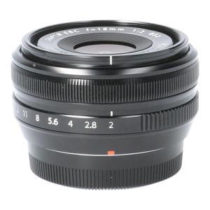 メーカ/ブランド:FUJIFILM 商品名:FUJIFILM XF18mm F2R 通称:交換レンズ...