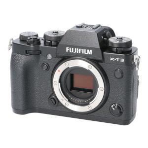 メーカ/ブランド:FUJIFILM 商品名:FUJIFILM X−T3 BLACK 通称:デジタル一...