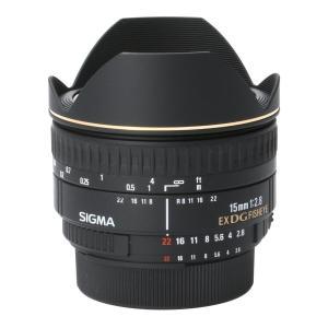 メーカ/ブランド:SIGMA 商品名:SIGMA ニコン15mm F2.8EX DG FISHEYE...