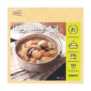 非常食 保存食 IZAMESHI ほっこりけんちん汁 635-274 IZAMESHI (B) 非常用食品