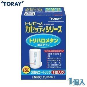 東レ 浄水器 トレビーノ カセッティ用カートリッジ MKC.TJ