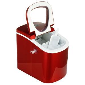 製氷機 家庭用 製氷器 氷 アイス 家庭用製氷機 405新型高速製氷機 405-imcn01-red 405 (D)|komenokura|02
