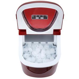 製氷機 家庭用 製氷器 氷 アイス 家庭用製氷機 405新型高速製氷機 405-imcn01-red 405 (D)|komenokura|05