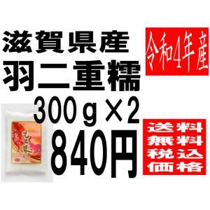 米 29年度産 滋賀県産 もち米 600g...