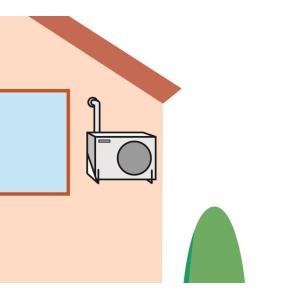 エアコン工事費 A−2 (〜5.4kWまで) 壁面設置型 komeri