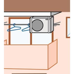 エアコン工事費 A−4 (〜5.4kWまで) 天吊り設置型|komeri