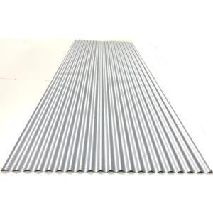 ガルバリウム波板 0.27mm厚 8尺 10個セット|komeri