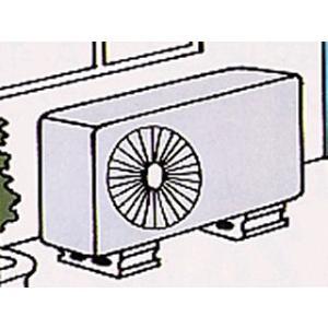 エアコン工事費(5.5kW〜) B−1 平面(ベランダ)設置型 komeri