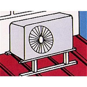 エアコン工事費(5.5kW〜) B−3 屋根置き設置型 komeri