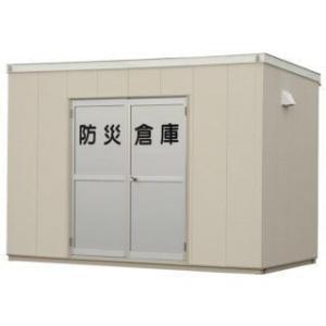 スーパーハウス 防災倉庫 BS−Y 2.0坪 積雪地型 komeri