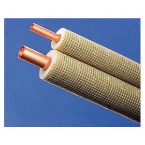イナバ【因幡電工】エアコン配管用被覆銅管 ペアコイル2分3分 20m HPC −2320|コメリドットコム