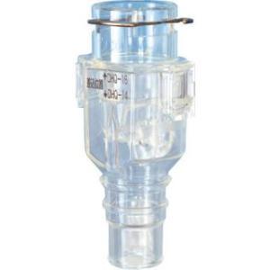 ポコポコ音を防止しながらドレン排水をスムーズに排出できる逆流防止弁です。また屋内への虫の侵入や外気の...