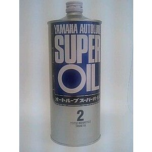 ヤマハ オートルーブ キャップ缶 1Lの商品画像