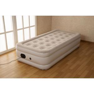 高さが約46cm!極圧でベッドからの起き上がりも快適
