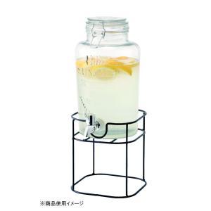 glassドリンクサーバー 3L スタンド付 komeri