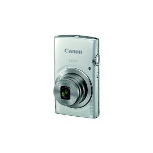 キヤノン デジタルカメラ IXY180 シルバー|komeri