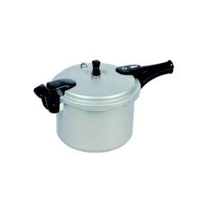 ホットクッキング アルミIH対応圧力鍋 6.0L 1升炊|komeri