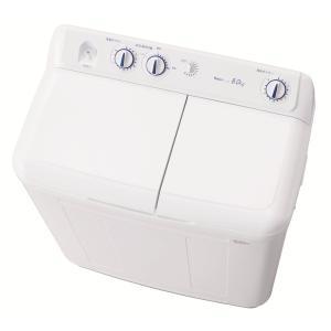 ハイアール 2槽式洗濯機 JW−W80E(W) ホワイト