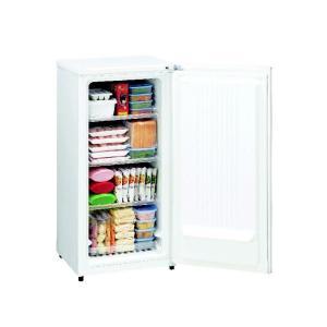 ハイアール 直冷式 前開き型冷凍庫 JF−NU100G 100L ホワイト...