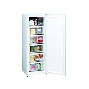 ハイアール 161L ファン式 前開き型冷凍庫 ホワイト JF−NUF161G(W)|komeri