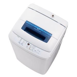 ハイアール 4.2kg 全自動洗濯機 JW−K42M(W) ホワイト|komeri