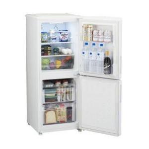ハイアール 148L 2ドア冷蔵庫 JR‐NF148A(W) ホワイト|komeri