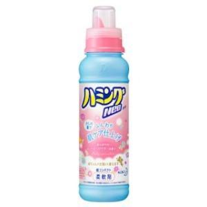 ハミングNeo ベビーパウダーの香り 本体 400ml 4個セット|komeri