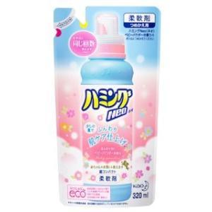 ハミングNeo ベビーパウダーの香り 詰替用 320ml 3個セット|komeri