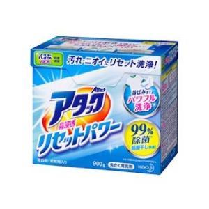 花王 アタック 高浸透リセットパワー 900g 8個セット komeri