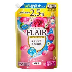 フレアフレグランス フローラル&スウィート スパウトパウチ 6個セット【1610KAOSALE】|komeri