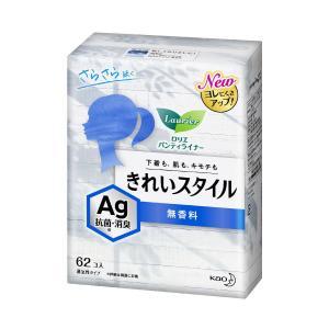 花王 ロリエきれいスタイル 消臭AGデオドラント 62個入|komeri