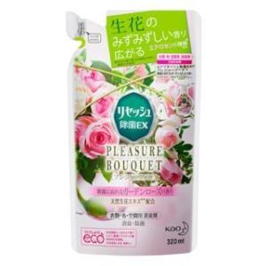 リセッシュ 除菌EX プレジャーブーケ ガーデンローズ 詰替 3個セット【kaoreses】|komeri