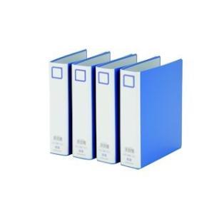 コクヨ チューブファイル 4冊セット S2フT8650 4P|komeri