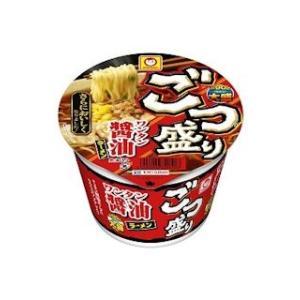 東洋水産 ごつ盛り ワンタン 醤油ラーメン 12個セット|komeri