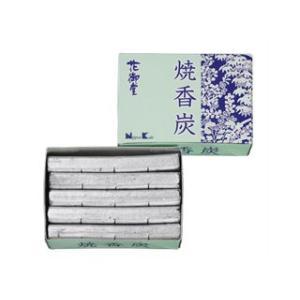 日本香堂 花御堂焼香炭 5本入の関連商品9