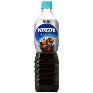 ネスレ エクセラ ボトルコーヒー 無糖 900ml 12個セット|komeri