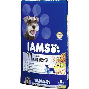 アイムス 11歳以上 愛犬用健康ケア チキン 小粒8kg|komeri