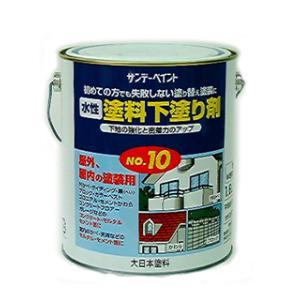 水性 塗料下塗り剤 1.6L No.10
