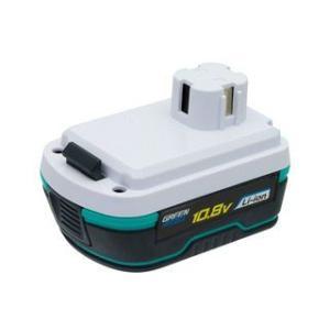 GA 10.8Vリチウム用 共通バッテリー|komeri