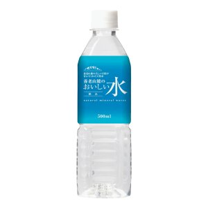 養老山麓のおいしい水 500ml 24個セット komeri
