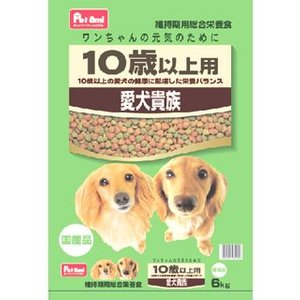 Pet ami 愛犬貴族 10歳以上用 6kg
