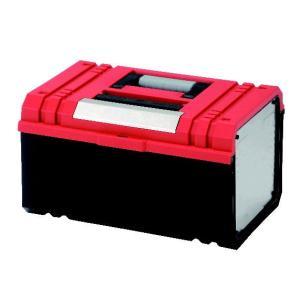 ワンタッチ工具箱 レッド K−HL141101