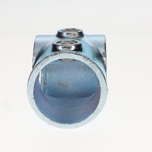 単管パイプ(直径48.6mm)用ジョイント金具。つなげて小屋や物置を造ろう。 ●材質:亜鉛ダイキャス...